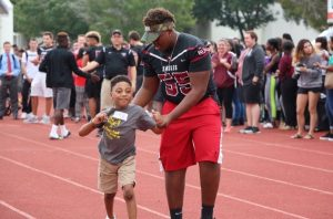 MSD hosts fifth annual Special Olympics