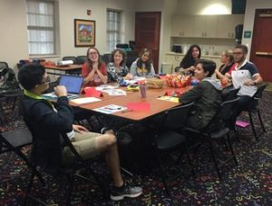 Parkland Library Round Table fosters creativity in student writers