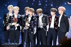 BTS fame rises in the U.S.