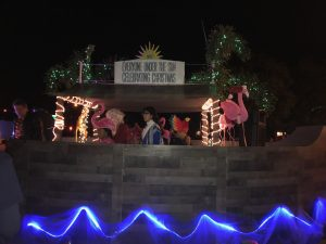 Coral Springs holiday parade promotes holiday spirit
