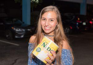 Senior Ariana Ortega directs charity for Venezuelan aid