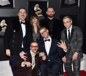 60th annual Grammy Awards celebrate best artists of the year