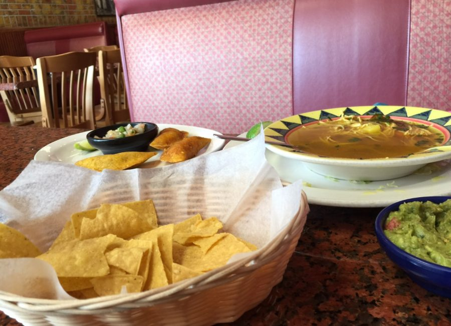 El Mariachi restaurant review