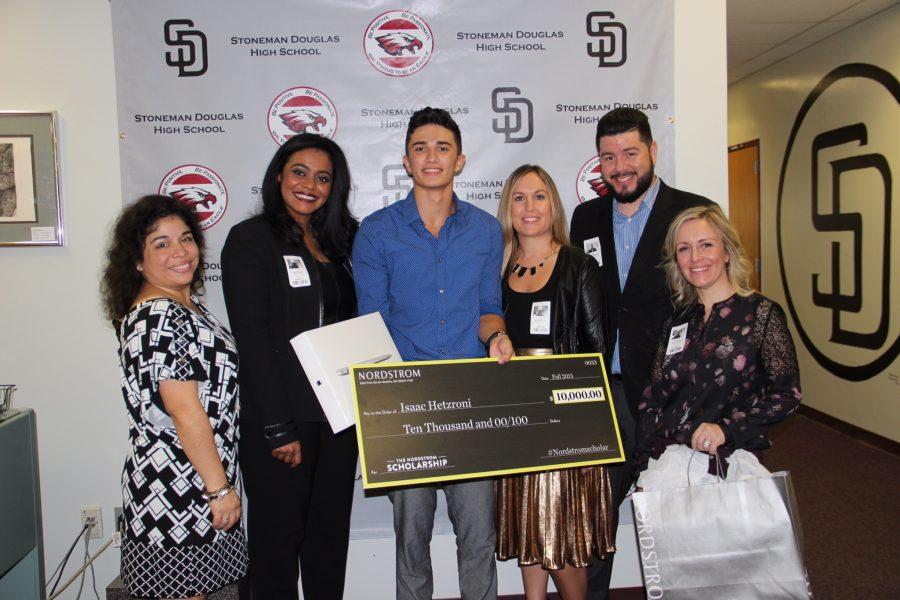 MSD+student+earns+Nordstrom+scholarship