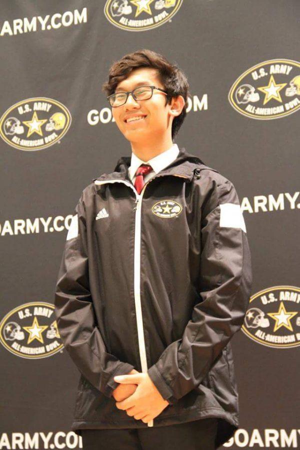 Douglas senior makes Army All-American Band