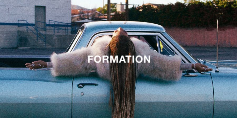 Beyoncé Gets in Formation