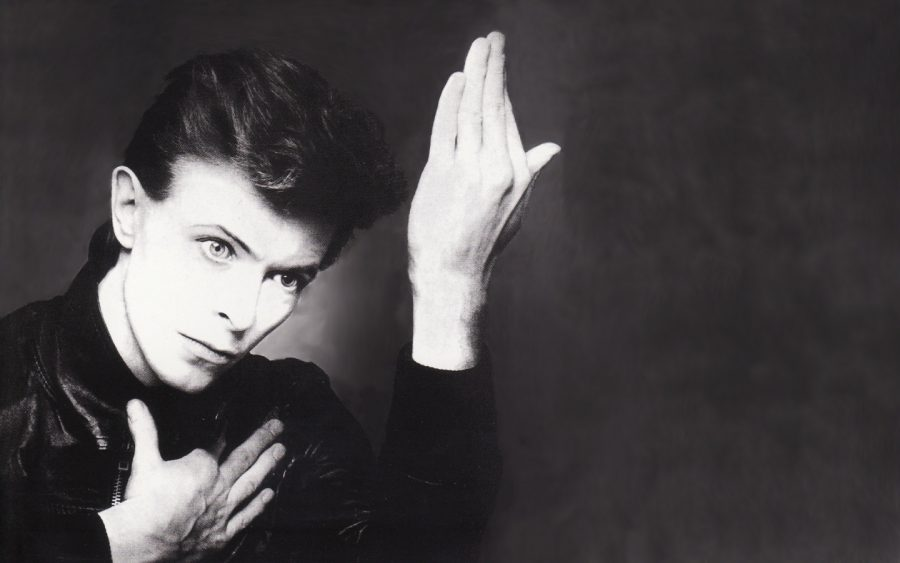 David+Bowie+Throughout+The+Years