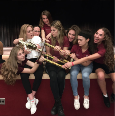 Drama takes 'Horse Girls' to States