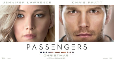 'Passengers' shoots for the stars and reaches them
