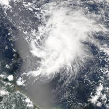 Tropical Storm Philippe formed off the coast of Mexico and rapidly made its way to the Atlantic. Photo Courtesy of NASA