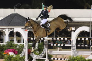 Annual Winter Equestrian Festival features horseback riding competitions