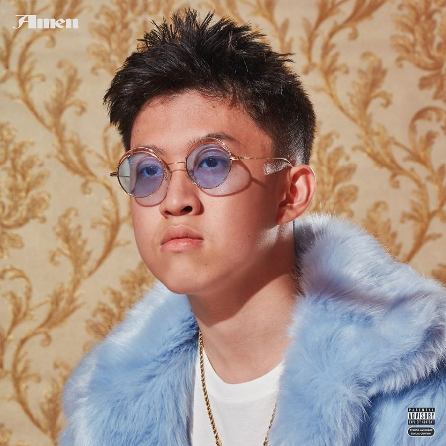 "Review: Rich Brian's new album ""Amen"" rises in the charts"