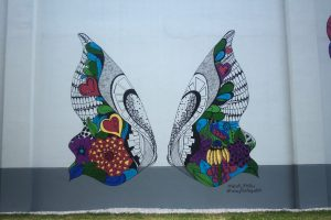 Murals at MSD help create safe space and memorialize victims