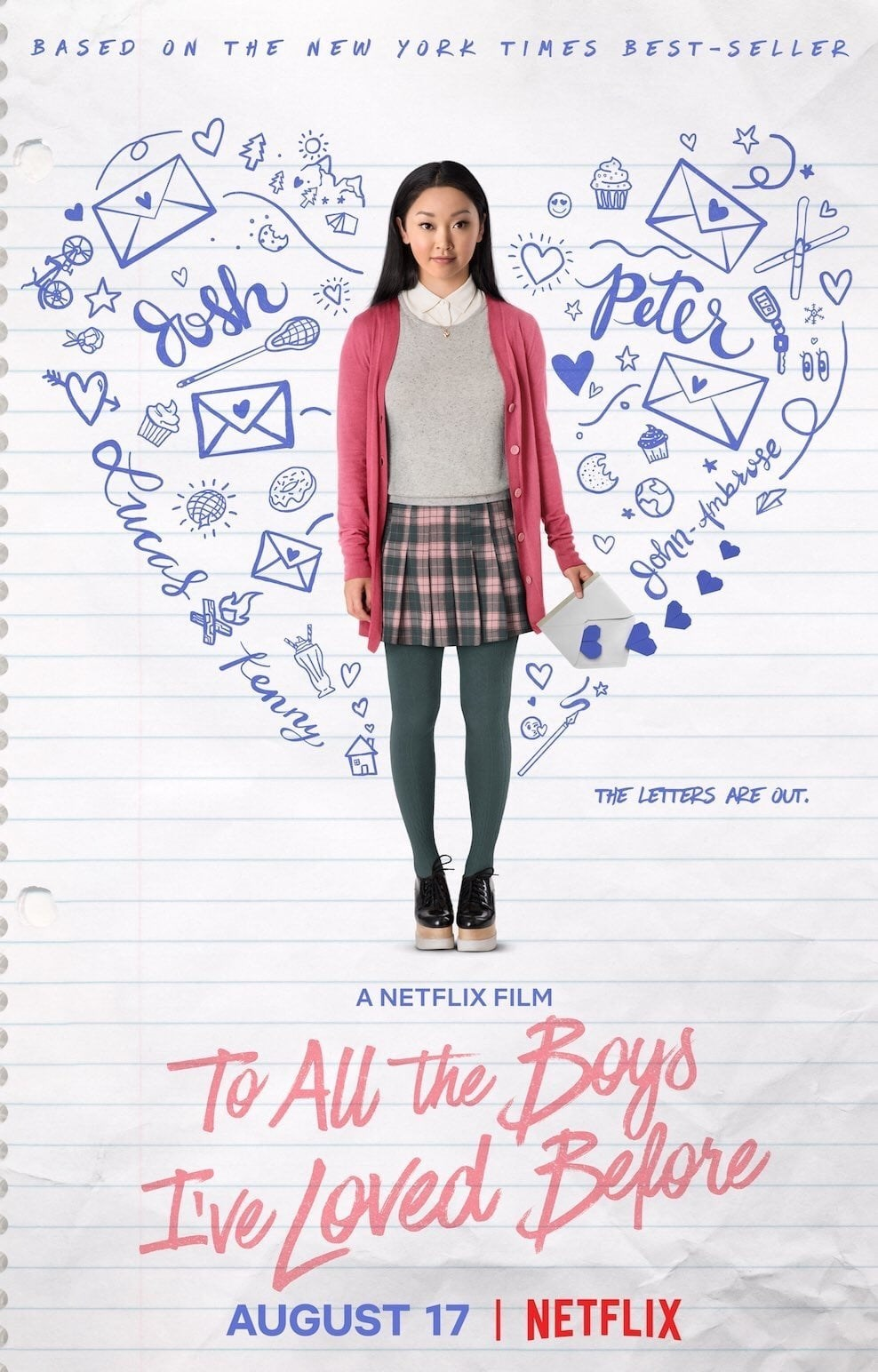 "Review: Heartwarming rom-com, ""To All The Boys I've Loved"