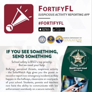 A look into the Fortify Florida App and the Safer Watch App