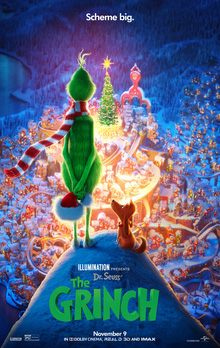 De. Seuss' The Grinch (Universal Pictures)