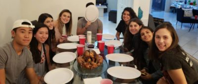 MSD students gather to celebrate Friendsgiving and show their appreciation for each other