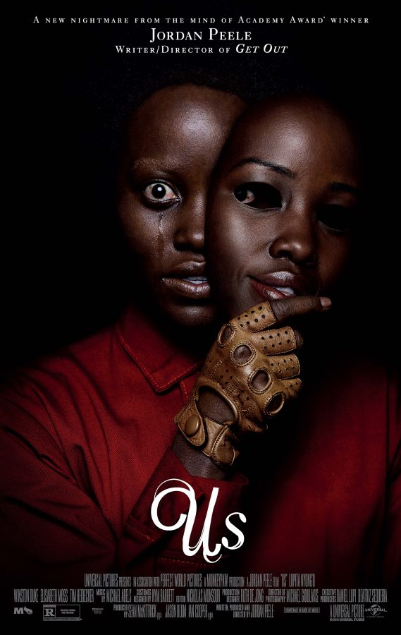 Promotional material for Jordan Peele's