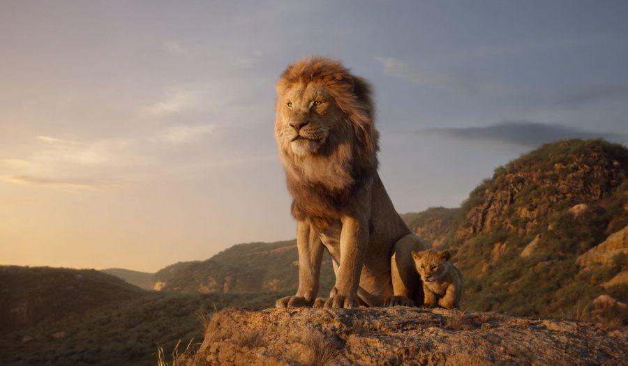 A still from 'The Lion King.' (Disney/TNS)