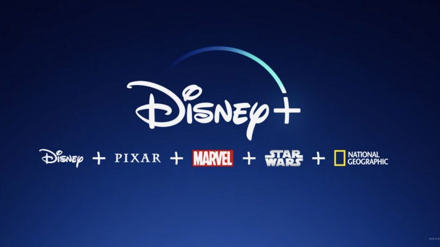 Disney+ is launching on Nov. 12 2019.