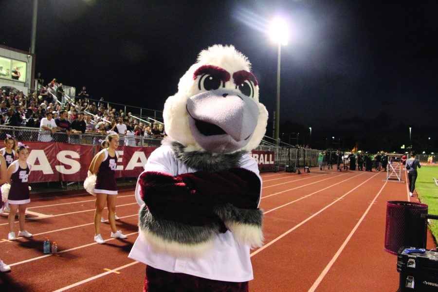 Tony the Mascot