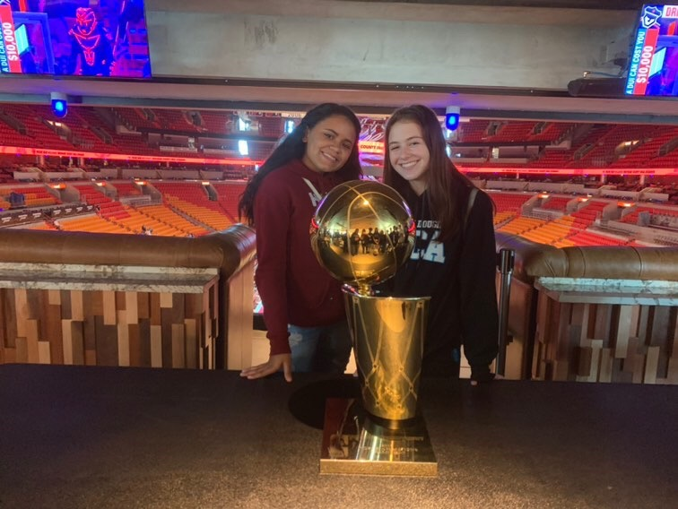 MSD DECA participates in Miami Heat Career Day
