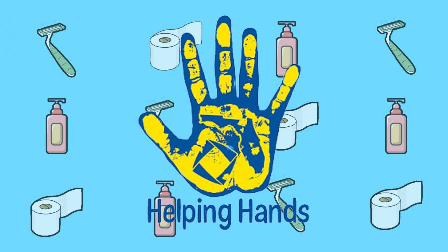 DECA conducts Helping Hands donation collection