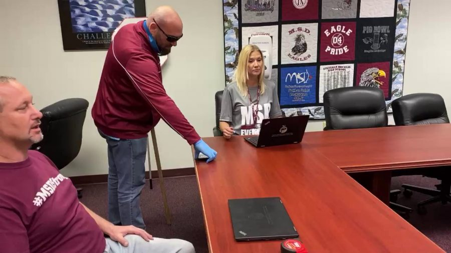 MSD Administration posts YouTube videos amid school cancellation