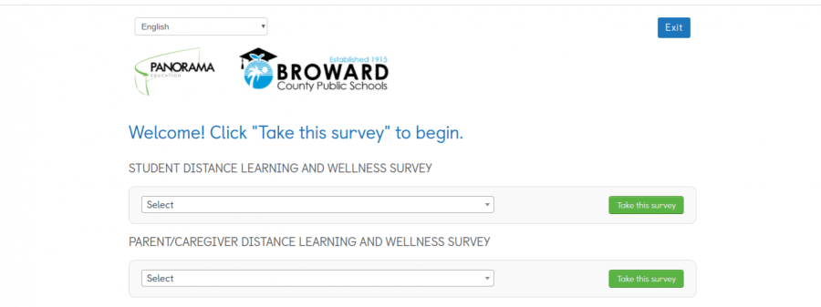 Broward County Public Schools has created a survey to gain insight on distant learning from students and their families