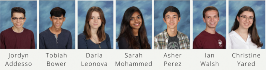 MSD is home to seven National Merit semifinalists this year.