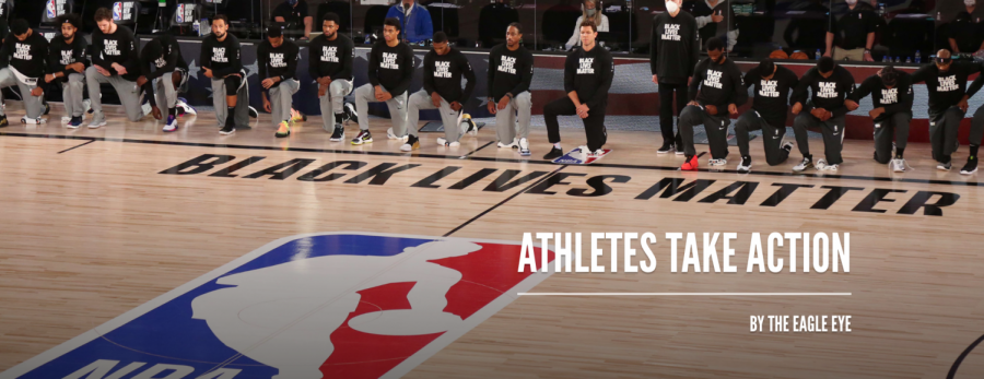 [Multimedia] Professional athletes boycott scheduled games to show their support for the Black Lives Matter movement