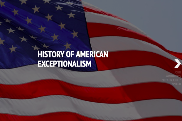 Stop teaching American exceptionalism in schools, teach history.