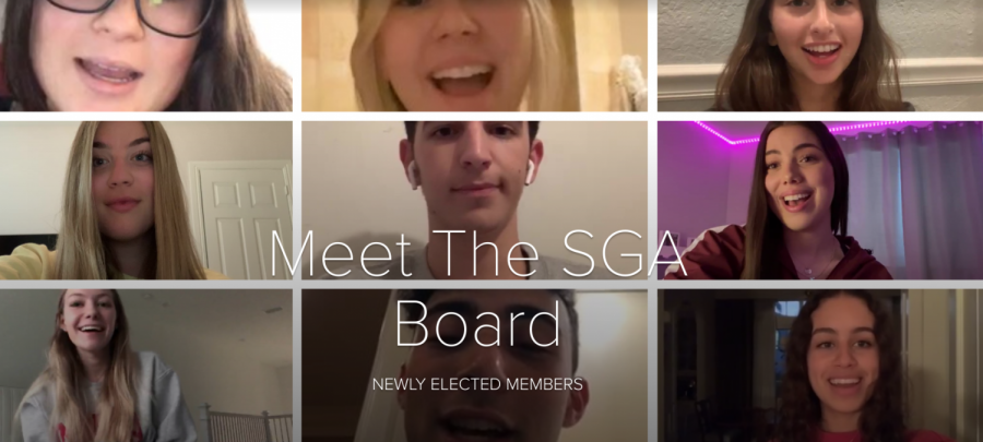 [Multimedia] Meet the SGA Board