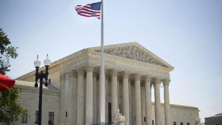 The U.S. Supreme Court building in Washington, D.C. Photo by Austin-American Statesman Staff