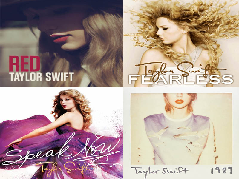 Taylor Swift To Begin Re Recording Her Old Albums The Eagle Eye