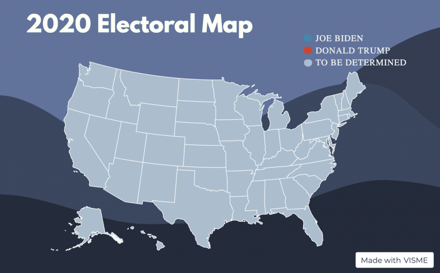 [Live Results] 2020 Presidential Election starting on Nov. 3 at 7 p.m.