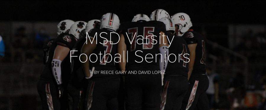 [Multimedia] MSD celebrates the Class of 2021 seniors from the varsity football team