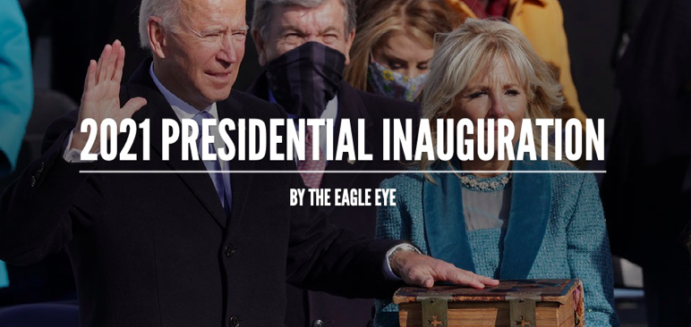 [Multimedia] Joe Biden sworn into office at 2021 presidential inauguration