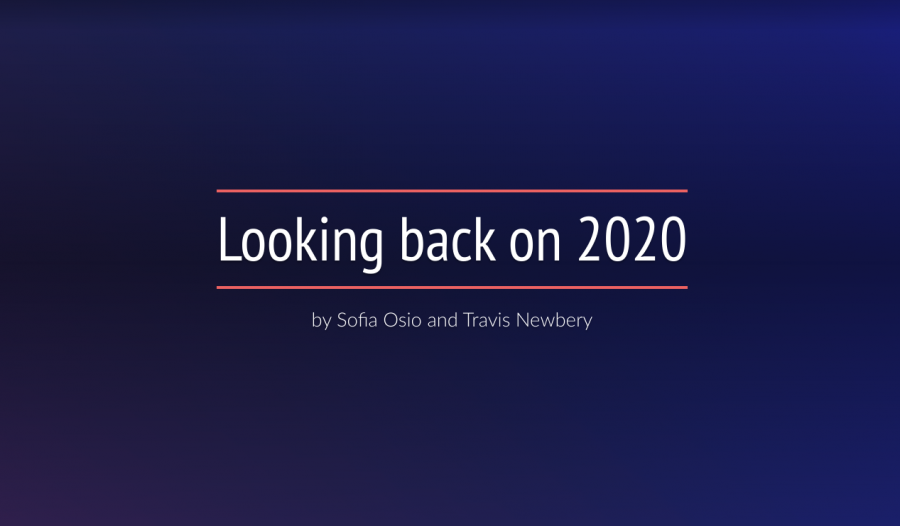 [Multimedia] Looking back on 2020