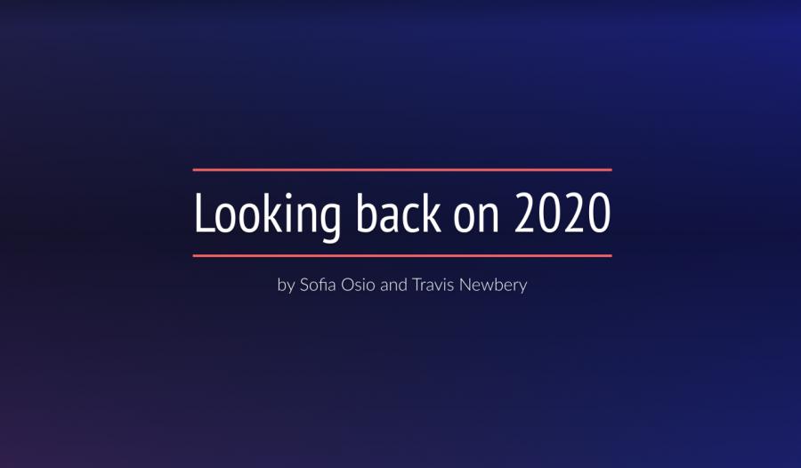 [Multimedia] Looking back on 2020