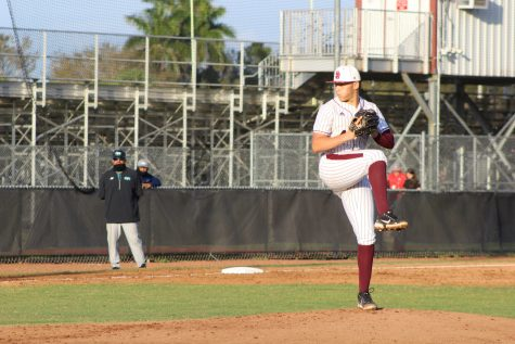 Douglas varsity baseball jumps out to a strong start to their season
