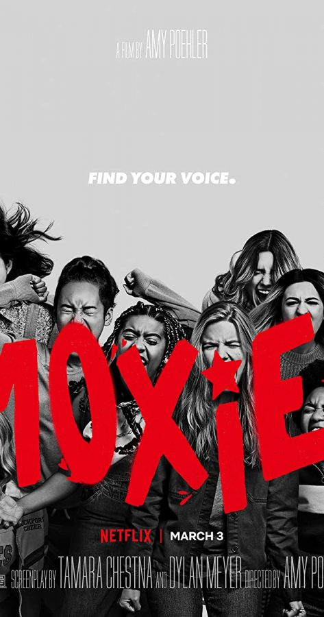 'Moxie' features a main cast of six girls, all of whom are a part of the Moxie group.