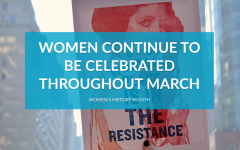 [Multimedia] Women are celebrated worldwide in honor of Women's History Month