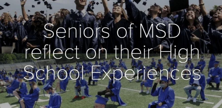 [Multimedia] Seniors of MSD reflect on their High School Experiences