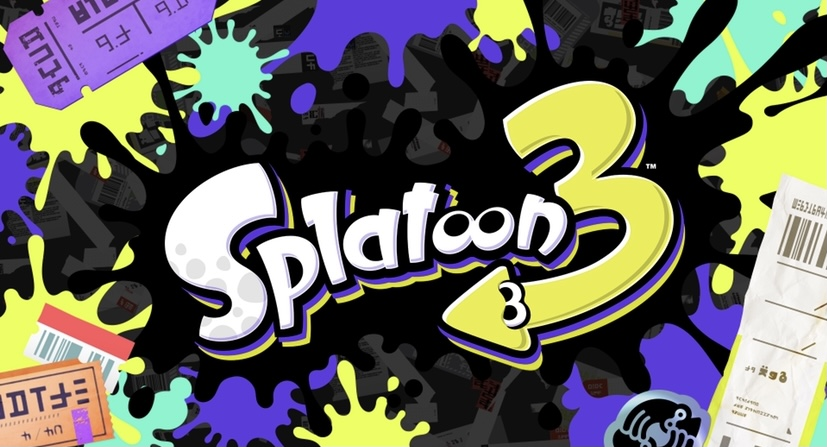 Splatoon+3+shows+off+their+official+logo+online+for+the+third+installment+of+this+game+series.