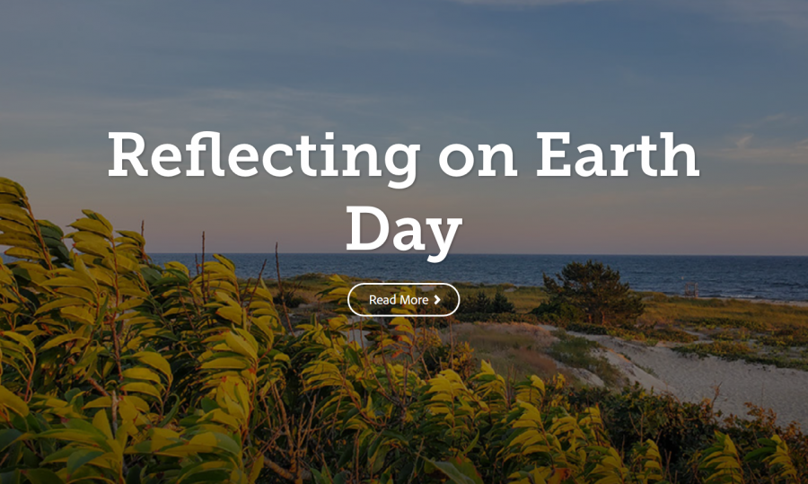[Multimedia] Reflecting on Earth Day