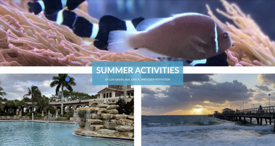 [Multimedia] What students are looking forward to during summer