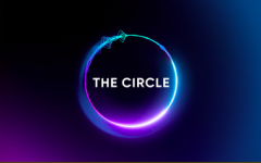 The circle is a show on Netflix where players are confined into their rooms and communicate with each otherwise through messages. They must rank each other after talking and players are voted out. The remaining player wins $100,000.