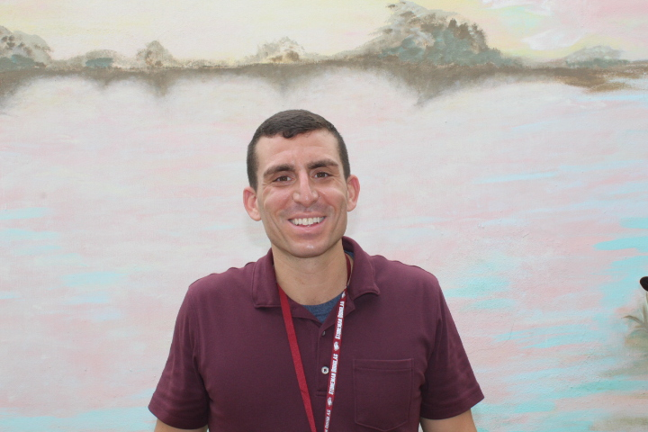 Jeremy Melito joins the 2021-2022 faculty for Marjory Stoneman Douglas High School.