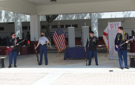20th anniversary performances during lunches honor lives lost on 9/11